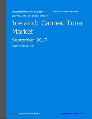 WMS Demo Iceland Canned Tuna Market September 2017