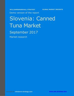WMS Demo Slovenia Canned Tuna Market September 2017