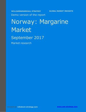 WMS Demo Norway Margarine Market September 2017