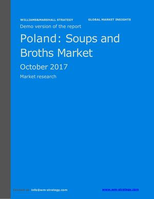 WMS Demo Poland Soups And Broths Market October 2017