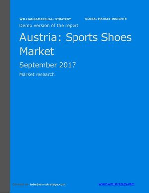 WMS Demo Austria Sports Shoes Market September 2017