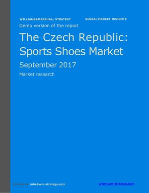 WMS Demo The Czech Republic Sports Shoes Market September 2017