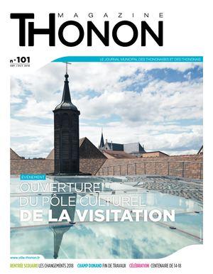 Thonon magazine n°101