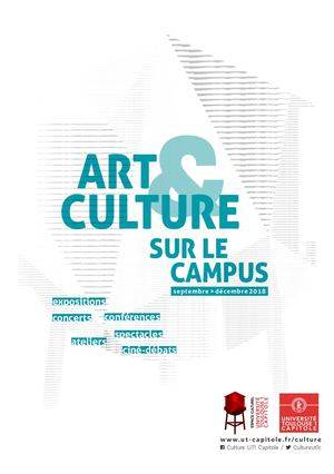 Ut1 Dépliant Culture 2018 Web