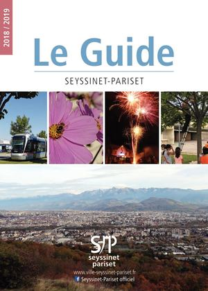 Guide de Seyssinet-Pariset 2018-2019