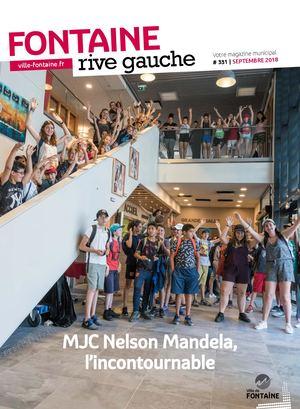 Fontaine Rive Gauche 331 Septembre 2018