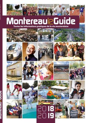 Montereau le guide 2018 2019