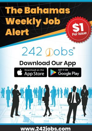 The Bahamas Job Alert 8.28.18