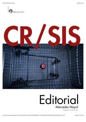 Crisis en Revista Jus