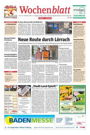Calaméo Wochenblatt Loerrach