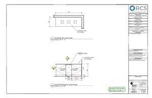 SHOP DRAWINGS 18351A [687]