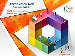 Recognition Task