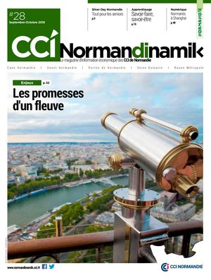 Normandinamik #28 Septembre-Octobre 2018
