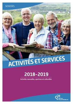 Guide Des Seniors 18 19