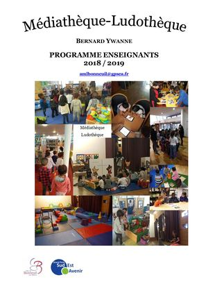 Guide Enseignants 2018 2019
