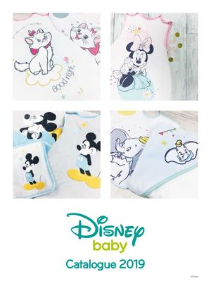 Catalogue DIsney Baby par Babycalin 2019