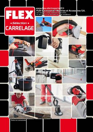 Brochure Carrelage FLEX