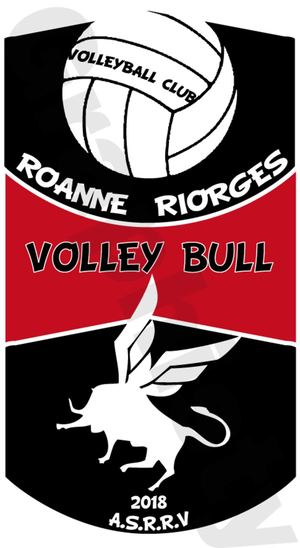 Logo Volleyball Club Roanne-Riorges
