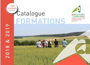 Catalogue Formation 2018 2019 - Bassin Sud