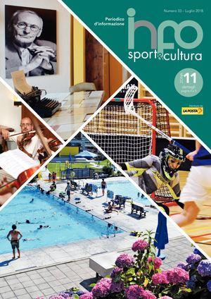 Calaméo Info Sport Cultura Zona 11 Seconda Edizione