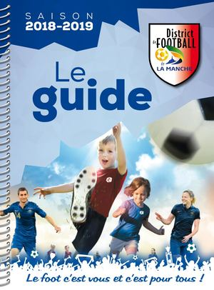Guide District Football Manche 2018 2019