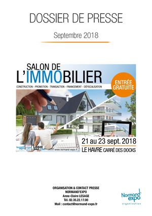 SALON DE L'IMMOBILIER DP