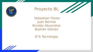 Ppt Proyecto Patrimonial