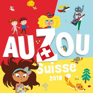 Catalogue Auzou Suisse 2018