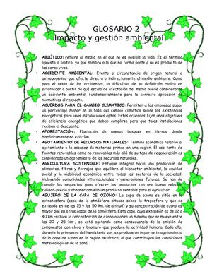 GLOSARIO TUTORIA 2