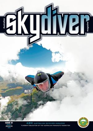Australian Skydiver Magazine issue 91