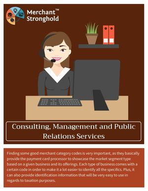 Consulting, Management And Public Relation Service