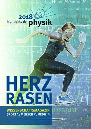"Magazin ""Highlights der Physik 2018"""