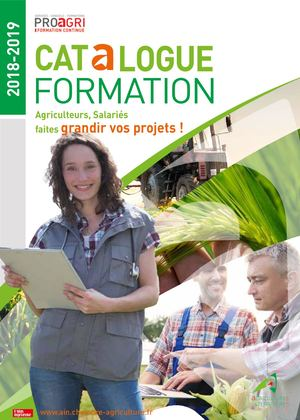 Catalogue des formation 2018 / 2019