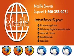 Resolve all Mozilla Errors with Best Firefox Support Number