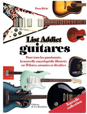 List addict guitares (extraits)