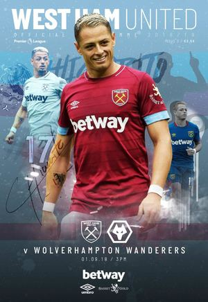 West Ham v Wolves
