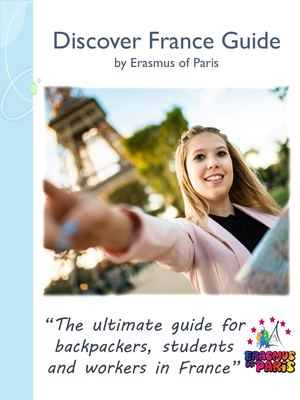 [PDF] Discover France Guide by Erasmus of Paris