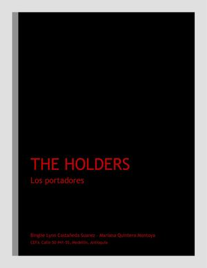 The Holders