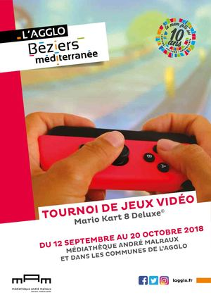 Tournoi de jeu video