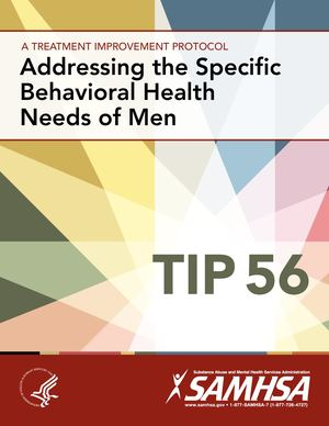 Addressing The Specific Behavioral Health Needs Of Men