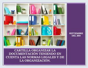 Cartilla Organizar Lista Para Cd (1)