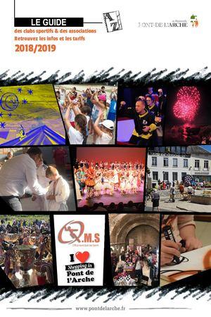 6031fbb2e389f7 Calaméo - Pont-de-l Arche - Guide des Associations et Clubs de ...