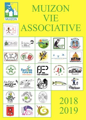 Muizon Vie Associative 2018-2019