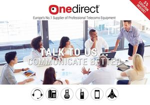 Welcome To Onedirect 2018