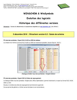 logiciel winschem