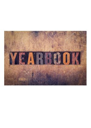 Example Yearbook