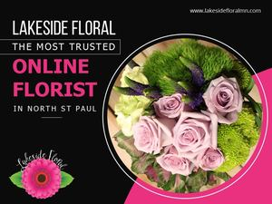 Lakeside Floral – The most trusted online florist in north st paul