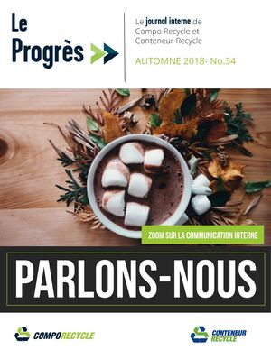 Journal Interne Automne 2018 No 34