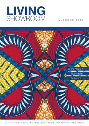Living Showroom Automne 2018