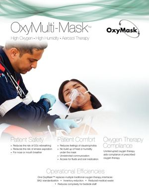 Oxy Multi Mask Sell Sheet